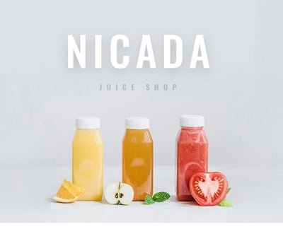 juice Example Website