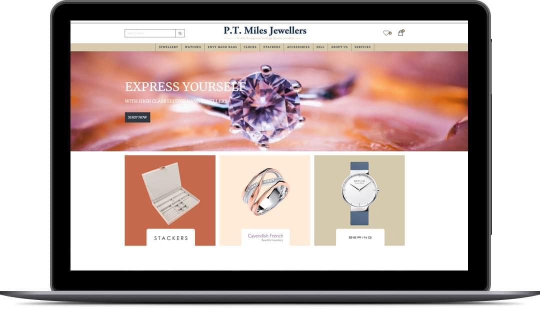 Jewellery Website Designers
