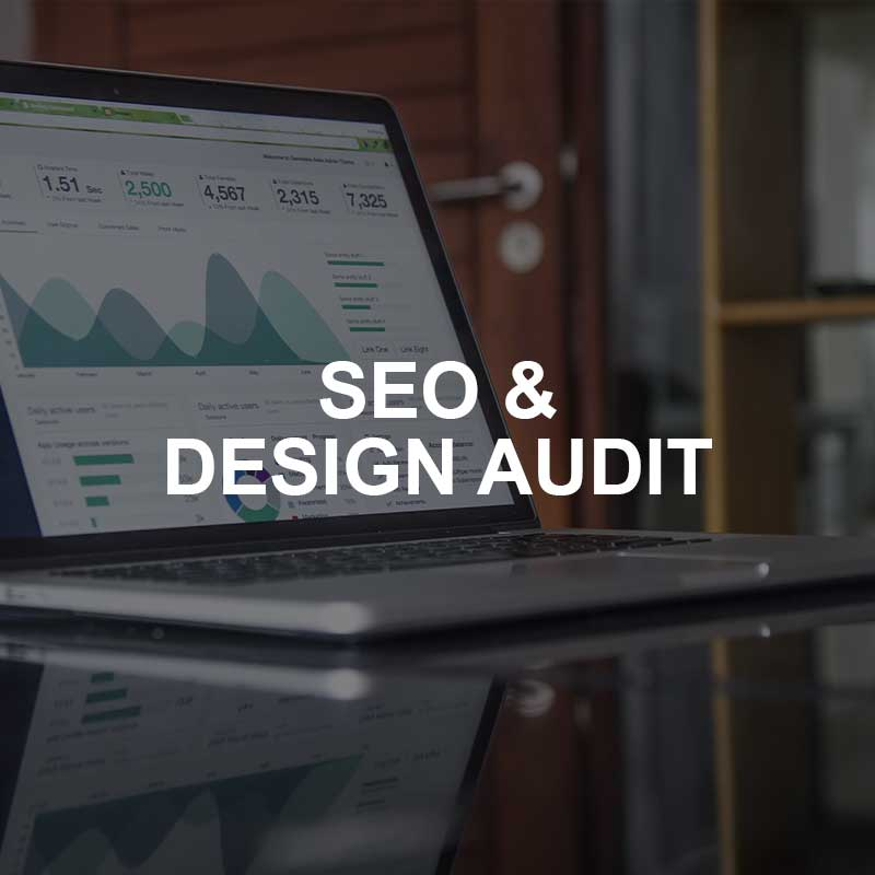 SEO and Design Audit