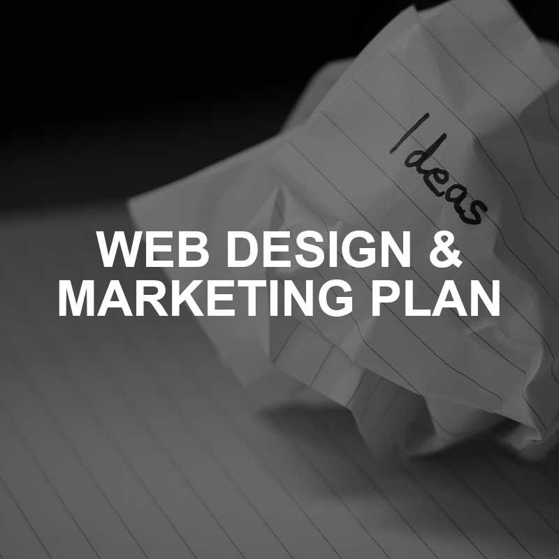 Web Design and Marketing Plan
