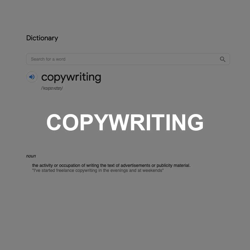 website-copywriting-service